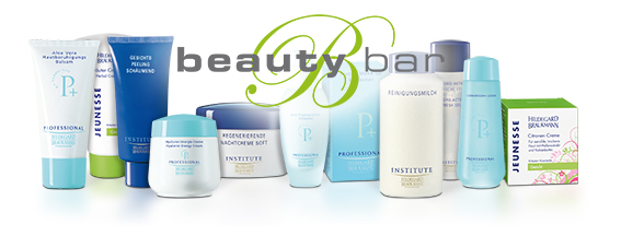 Hildegard Braukmann Produkte in der beauty bar