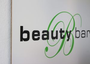 beauty bar Logo Close Up